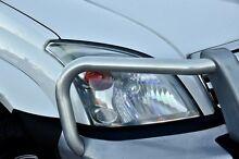 2008 Toyota Landcruiser Prado KDJ120R Grande White 5 Speed Automatic Wagon Wangara Wanneroo Area Preview