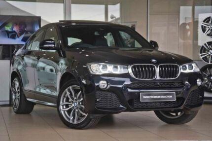 2017 BMW X4 F26 xDrive20i Coupe Steptronic Black 8 Speed Automatic Wagon Darra Brisbane South West Preview