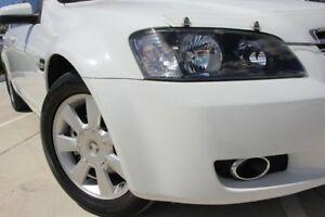2007 Holden Berlina VE White 4 Speed Automatic Sedan