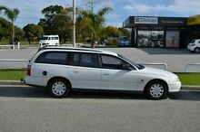 1997 Holden Commodore VT BARGAIN Exec White 4 Speed Automatic Wagon East Rockingham Rockingham Area Preview