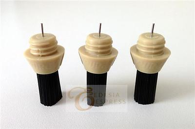 Pallo Coffeetool Grouphead Cleaning Brush - Replacement Heads / Bristles x 3