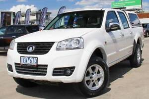 From $58 per week on finance* 2011 Great Wall V200 Ute Coburg Moreland Area Preview