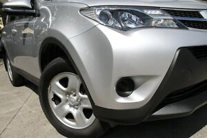 2015 Toyota RAV4 ASA44R MY14 Upgrade GX (4x4) Silver 6 Speed Automatic Wagon Petersham Marrickville Area Preview