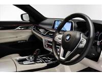 2017 BMW 7 SERIES DIESEL SALOON