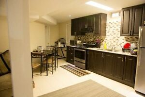 Basement appartment  Mississauga Heartland Area.