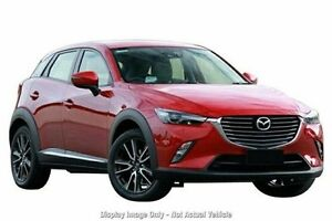 2016 Mazda CX-3 DK2W7A Akari SKYACTIV-Drive Soul Red 6 Speed Sports Automatic Wagon West Hindmarsh Charles Sturt Area Preview
