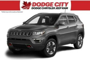 2019 Jeep Compass Trailhawk | 4x4