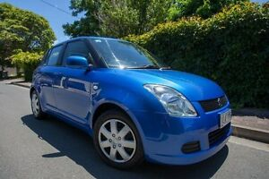 2006 Suzuki Swift RS415 Blue 5 Speed Manual Hatchback Hove Holdfast Bay Preview