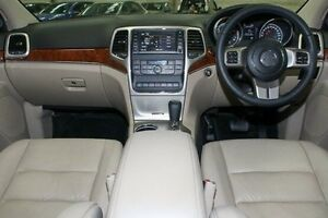 2012 Jeep Grand Cherokee Red Sports Automatic Wagon Vermont Whitehorse Area Preview