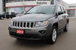 2012 Jeep Compass Sport w/ Moonroof & Heated Seats