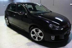 2012 Volkswagen Golf VI MY12.5 GTi Black 6 Speed Manual Hatchback Launceston Launceston Area Preview