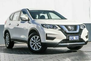 2018 Nissan X-Trail T32 Series II TS X-tronic 4WD White 7 Speed Constant Variable Wagon Maddington Gosnells Area Preview