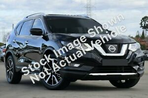 2018 Nissan X-Trail T32 Series II Ti X-tronic 4WD Black 7 Speed Constant Variable Wagon