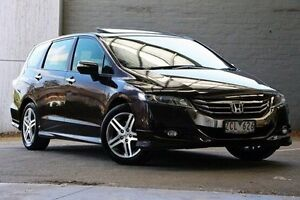 2012 Honda Odyssey 4th Gen MY12 Luxury Grey 5 Speed Sports Automatic Wagon Doncaster Manningham Area Preview