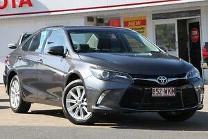 2015 Toyota Camry ASV50R Atara S Graphite 6 Speed Sports Automatic Sedan Woolloongabba Brisbane South West Preview