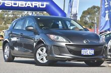 2011 Mazda 3 BL10F2 Neo Activematic Grey 5 Speed Sports Automatic Hatchback Willagee Melville Area Preview
