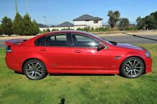 2012 Holden Commodore VE II MY12 SS V Red 6 Speed Sports Automatic Sedan Wangara Wanneroo Area Preview