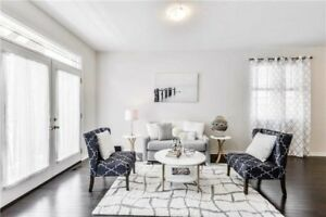 Home For Sale In Caledon! End-Unit Townhome Great Price!