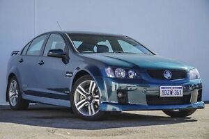 2010 Holden Commodore VE MY10 SS Blue 6 Speed Sports Automatic Sedan Bellevue Swan Area Preview