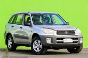 2000 Toyota RAV4 ACA21R Edge Silver 4 Speed Automatic Wagon Ringwood East Maroondah Area Preview