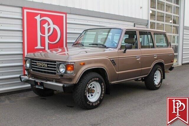 Image 1 Voiture Asiatique de collection Toyota Land Cruiser 1985