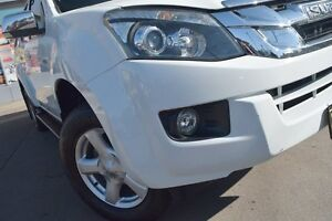 2014 Isuzu D-MAX TF MY14 LS-U HI-Ride (4x2) White 5 Speed Automatic Crew Cab Utility Dee Why Manly Area Preview