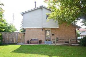 Well Maintained 3 Bdrm End Unit In Streetsville!! 50K Upgrades!!
