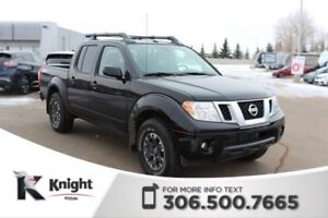 2018 Nissan Frontier PRO-4X! Bluetooth! Heated Seats! Back Up Ca
