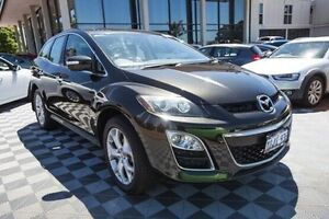 2010 Mazda CX-7 ER1032 Luxury Activematic Sports Black 6 Speed Sports Automatic Wagon Alfred Cove Melville Area Preview