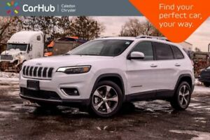 2019 Jeep Cherokee Limited|Navi|Bluetooth|Backup Cam|R-Start|Lea