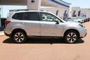 2018 Subaru Forester S4 MY18 2.5i-L CVT AWD Ice Silver 6 Speed Constant Variable Wagon Osborne Park Stirling Area Preview