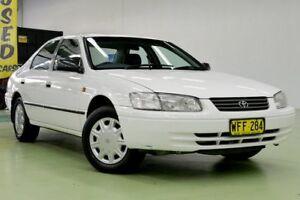 1999 Toyota Camry MCV20R CSi White 4 Speed Automatic Sedan Lisarow Gosford Area Preview