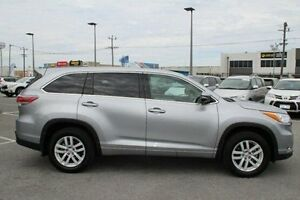 2015 Toyota Kluger Silver Sports Automatic Wagon St James Victoria Park Area Preview