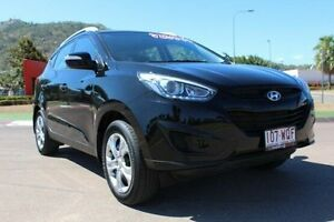 2015 Hyundai ix35 LM3 MY15 Active Black 6 Speed Sports Automatic Wagon Townsville Townsville City Preview