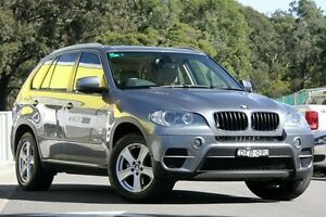 2010 BMW X5 E70 MY10 xDrive30d Steptronic Space Grey 6 Speed Sports Automatic Wagon Cardiff Lake Macquarie Area Preview