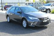 2015 Toyota Camry ASV50R Altise Grey 6 Speed Automatic Sedan Port Macquarie Port Macquarie City Preview