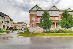 3 Bed / 3 Bath End Unit Townhome For Sale In Ajax!!