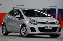 2014 Kia Rio UB MY15 S Silver 4 Speed Automatic Hatchback Coopers Plains Brisbane South West Preview