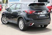 2012 Mazda CX-5 KE1071 Grand Touring SKYACTIV-Drive AWD Black 6 Speed Sports Automatic Wagon Liverpool Liverpool Area Preview