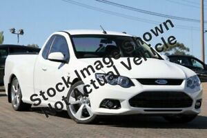 2013 Ford Performance Vehicles GS FG Mk II Boss 315 White Manual Cleveland Redland Area Preview