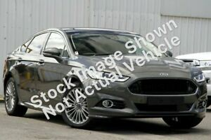 2016 Ford Mondeo MD Titanium PwrShift Grey 6 Speed Sports Automatic Dual Clutch Hatchback Parramatta Parramatta Area Preview