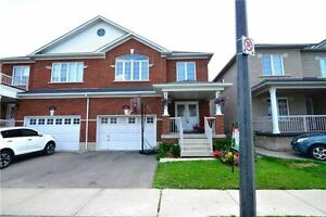 Immaculate 3 Bed 3 Bath Semi Detach House for Rent in Milton -