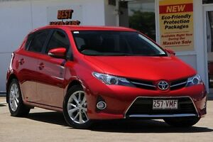 2015 Toyota Corolla ZRE182R Ascent Sport S-CVT Wildfire 7 Speed Constant Variable Hatchback Woolloongabba Brisbane South West Preview