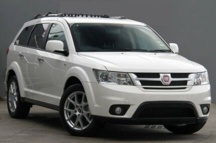2014 Fiat Freemont JF MY15 Lounge White 6 Speed Automatic Wagon Waitara Hornsby Area Preview