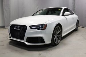 2014 Audi RS 5 AWD RS5 Navigation (GPS),  Leather,  Heated Seats