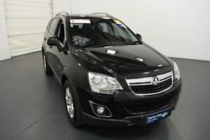 2012 Holden Captiva CG Series II 5 (4x4) Black 6 Speed Automatic Wagon Moorabbin Kingston Area Preview