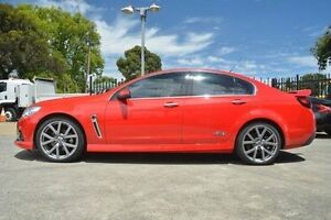2013 Holden Commodore VF MY14 SS V Red 6 Speed Sports Automatic Sedan Hillcrest Port Adelaide Area Preview