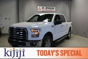 2017 Ford F-150 4WD XTR SUPERCREW Heated Seats,  Back-up Cam,  B