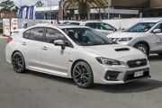 2017 Subaru WRX V1 MY18 Premium Lineartronic AWD White 8 Speed Constant Variable Sedan Aspley Brisbane North East Preview