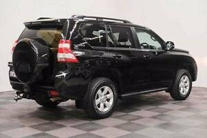2013 Toyota Landcruiser Prado KDJ150R MY14 GXL Black 6 Speed Manual Wagon Edgewater Joondalup Area Preview